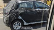 2019 Hyundai Grand I10 Right Side Spy Shot