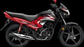 Honda Dream Yuga Cbs Black With Radiant Red Metall