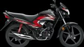 Honda Dream Yuga Cbs Black With Red Graphics