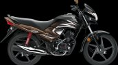 Honda Dream Yuga Cbs Black With Sunset Brown Metal