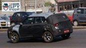 Hyundai Styx Hyundai Qxi Rear Three Quarters Spy S