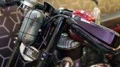 Custom Motorcycle Uses A 1967 Jawa 250 Cc Engine H