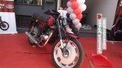 Custom Motorcycle Uses A 1967 Jawa 250 Cc Engine R