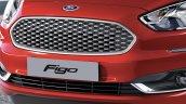 2019 Ford Figo Facelift Grille