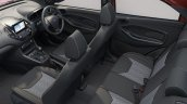 2019 Ford Figo Facelift Interior
