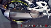 2019 Yamaha Mt 15 India Launch Exhaust