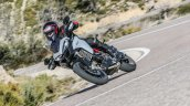 Ducati Multistrada 950 S Action Shot Left Front Qu