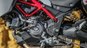 Ducati Multistrada 950 S Detail Shot Engine And Fr