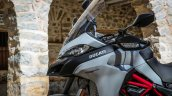 Ducati Multistrada 950 S Detail Shot Headlight And