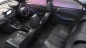 Ford Figo Blu Interior