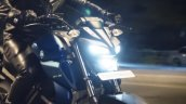 Yamaha Mt 15 Promotional Video Action Shot Headlig