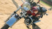 1986 Yamaha Rd350 Restored By Bluesmoke Customs He