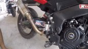 Bajaj Dominar 400 Rally Prepped Footrests