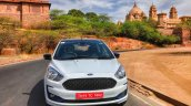New Ford Figo Blu Review Images Exterior Front 6