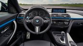 New Bmw 3 Series Gran Turismo Facelift Dashboard D