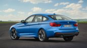 New Bmw 3 Series Gran Turismo Facelift Rear Three