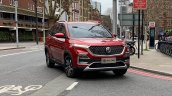 Mg Hector Front Three Quarters