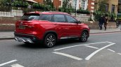 Mg Hector Rear Three Quarters