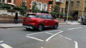 Mg Hector Rear Three Quarters Right Side