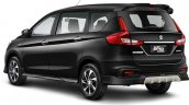 Suzuki Ertiga Suzuki Sport Rear Three Quarters
