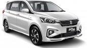Suzuki Ertiga Suzuki Sport White