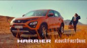 Tata Harrier Love At First Drive Tvc Campaign Vivo