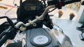 Benelli Trk502x At Dealership Handlebar