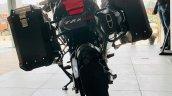 Benelli Trk502x At Dealership Rear