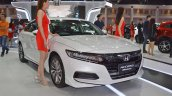 Honda Accord Bims 2019 Images Front Angle