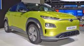 Hyundai Kona Electric Bims 2019 Images Front Three