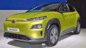 Hyundai Kona Electric Bims 2019 Images Front Three