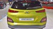Hyundai Kona Electric Bims 2019 Images Rear
