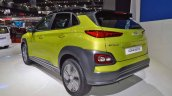 Hyundai Kona Electric Bims 2019 Images Rear Three