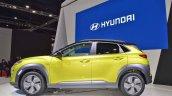 Hyundai Kona Electric Bims 2019 Images Side Profil