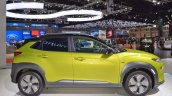 Hyundai Kona Electric Bims 2019 Images Side Profil