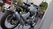 Royal Enfield Trials 500 India Launch Right Rear Q