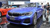 2019 Bmw 3 Series Images Front Three Quarters 2