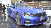 2019 Bmw 3 Series Images Front Three Quarters 3