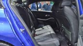 2019 Bmw 3 Series Images Interior Rear Seats