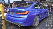 2019 Bmw 3 Series Images Rear Three Quarters 3