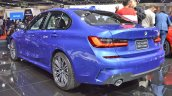 2019 Bmw 3 Series Images Rear Three Quarters