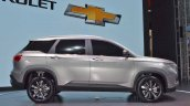 2019 Chevrolet Captiva Bims 2019 Images Side Profi
