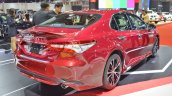 2019 Toyota Camry Hybrid Bims 2019 Images Rear Thr