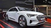 Audi E Tron Concept Bims 2019 Images Front Three Q