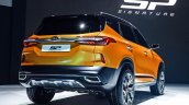 Kia Sp Signature Images Rear Three Quarters