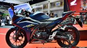 2019 Honda Cbr150r Facelift Blue Left Side