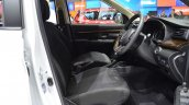 Accessorised Suzuki Ertiga Front Seats At Bims 201