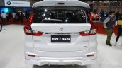 Accessorised Suzuki Ertiga Rear At Bims 2019