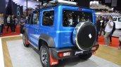 Custom Suzuki Jimny Images Bims 2019 Rear Three Qu