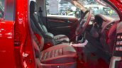 Isuzu Mu X The Onyx Front Seats At Bims 2019